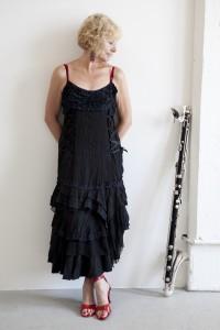 Gabriela Kaufmann - Klarinette, Bassklarinette, Tenorsaxofon
